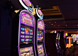 slot machine offers various ways to win